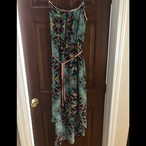 Maurice's Tank Dress. Multi-color. Size M. NWOT.
